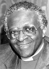Desmond Tutu Free China